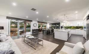 Living - Avondale Two Storey Home - Canberra - McDonald Jones