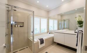 Santa Fe Home Design - Bathroom - McDonald Jones