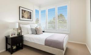Bedroom - Miami Display Home, Sapphire Beach - McDonald Jones