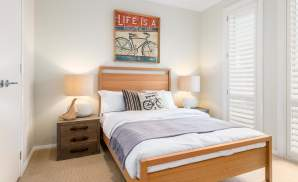 Bedroom - Seaside Retreat - Shell Cove - McDonald Jones