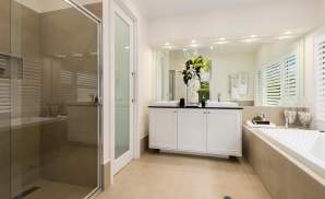Bathroom - Miami Display Home, Sapphire Beach - McDonald Jones
