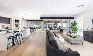 San Marino- Family/Living, Alfresco, Dining and Kitchen