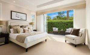 Master Bedroom - Miami Display Home, Sapphire Beach - McDonald Jones