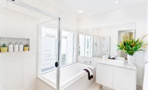 Bathroom - Hamilton Home Design  - McDonald Jones