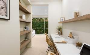 Study Nook - Miami Display, Homeworld Leppington - McDonald Jones