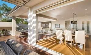 Alfresco - San Marino Home Design - Oran park - McDonald Jones