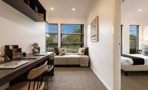 Study Nook, Santorini Display Home, Homeworld 5, Kellyville - McDonald Jones