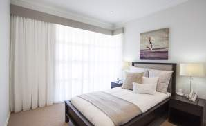 Bedroom - Seaside Retreat Display Home - Willowdale - McDonald Jones