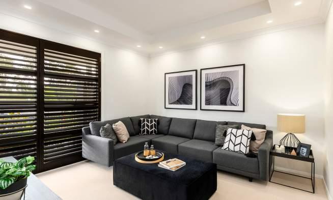 home theatre room interior design