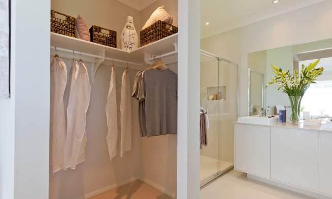 Walk In Robe Designs And Ideas Mcdonald Jones Homes