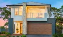 Narrow Block Homes