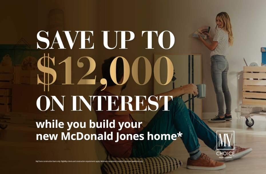 Build a Home Build Your Savings