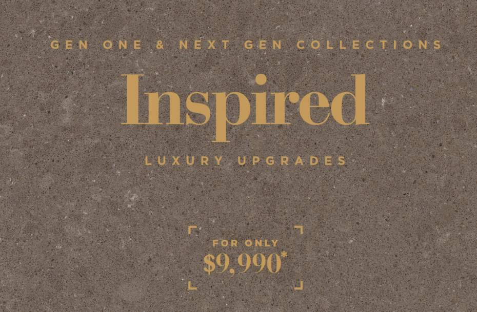 Inspired Luxury Upgrades Cover