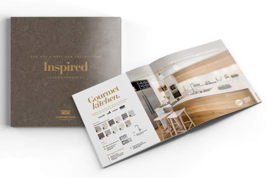 Inspired Luxury Upgrade brochure