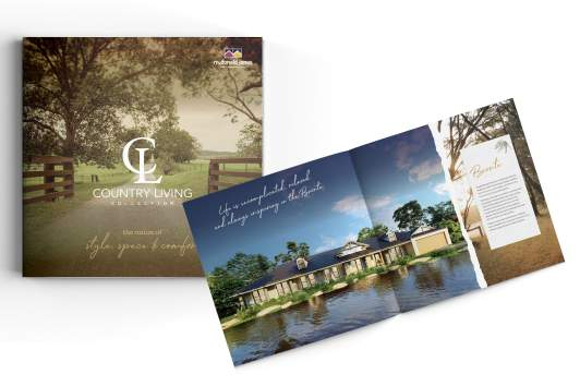 Country Living Brochure- McDonald Jones