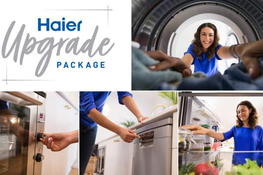 Haier Upgrade Package