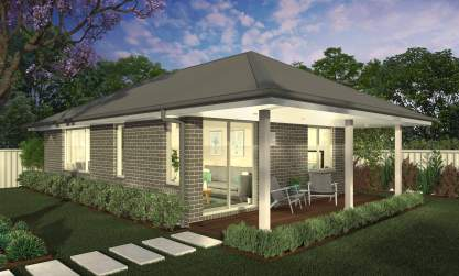 Granny Flat Four New House Designs