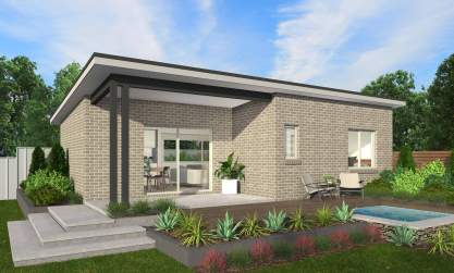 Granny Flat Five New House Designs