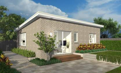 Granny Flat One New House Designs