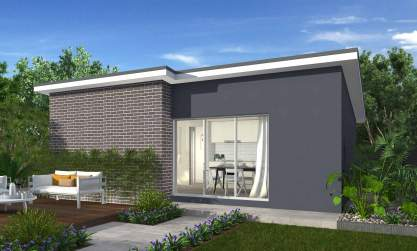 Granny Flat Two New House Designs