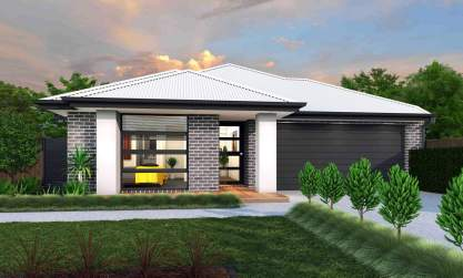 Albany New House Designs