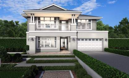 Bridgetown New House Designs