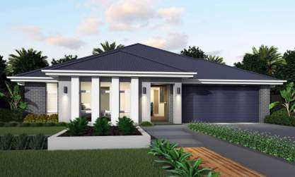 Broadbeach New House Designs