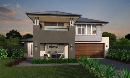Castleton New House Designs