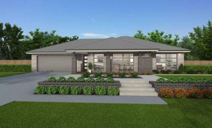 Esprit New House Designs