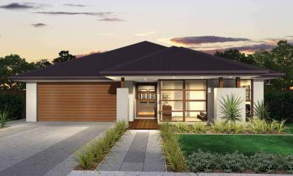Garden Retreat New House Designs