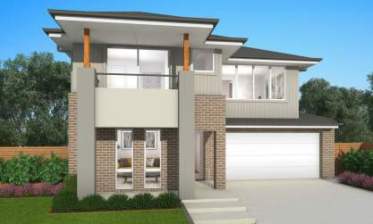 Lurento New House Designs