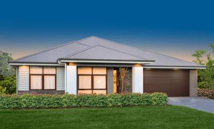San Marino Display Home, Calderwood - McDonald Jones