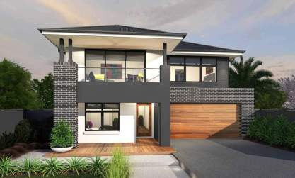 Sandown New House Designs