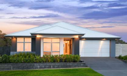 San Marino Executive 16 Facade at HomeWorld Warnervale