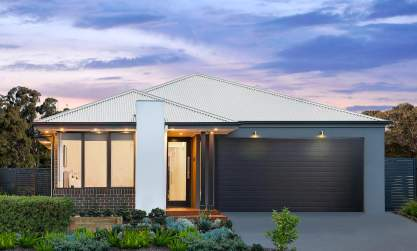Santa Fe One Facade at HomeWorld Warnervale