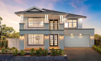 Saxonvale Facade- Warnervale - McDonald Jones