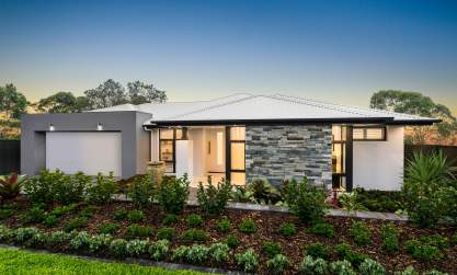 Seaview Display Home at Billy's Lookout - McDonald Jones
