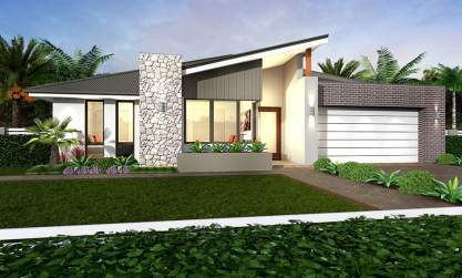 Sensational Single Storey Homes House Plans Mcdonald Jones Homes Home Interior And Landscaping Eliaenasavecom