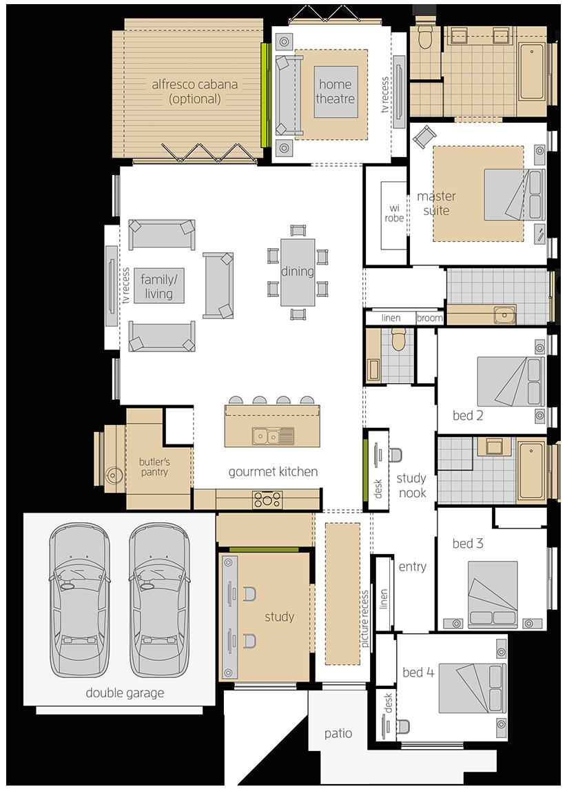 suffolk upgrade floorplan lhs